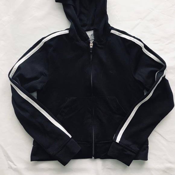 Champion Other - C9 Champion Black & White ZIP Hoodie Size XS